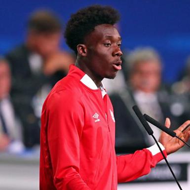 Ngôi sao của Bayern Munich trở thành Đại sứ đặc biệt của Liên hợp quốc