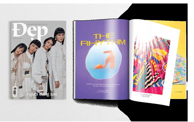 Tạp chí Đẹp số tháng 3&4