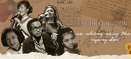 Trịnh Công Sơn và những nàng thơ ngang đời
