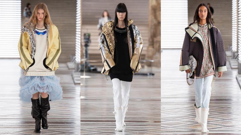 bst louis vuitton thu dong 2021 womanswear - 1