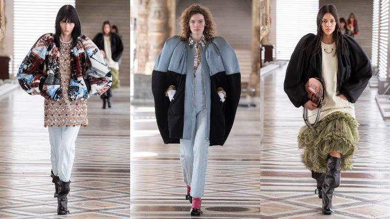 bst louis vuitton thu dong 2021 womanswear - 3