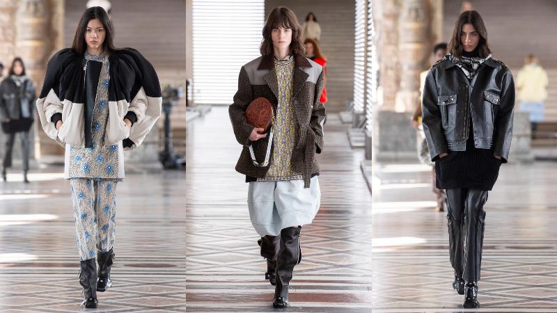 bst louis vuitton thu dong 2021 womanswear - 4