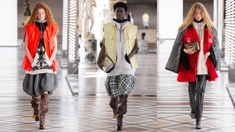 bst louis vuitton thu dong 2021 womanswear - 5