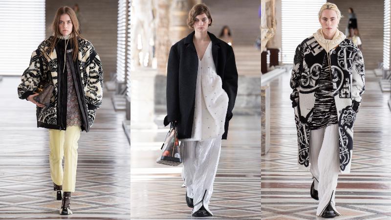 bst louis vuitton thu dong 2021 womanswear - 7