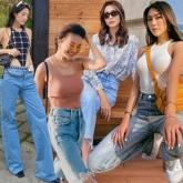 """""""Cơn sốt"""" quần jeans càn quét street style sao Việt tuần qua"""