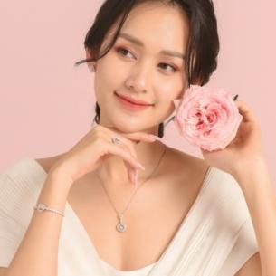 BST Blooming Rose của DOJI: Sức hút mãnh liệt từ kim cương siêu lý tưởng