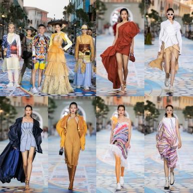 """Top 7 NTK trẻ của Fashion Voyage Designer 2021 """"chào sân"""" ấn tượng"""