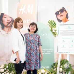 """H&M phát động chiến dịch """"Let's Reuse"""" tại Việt Nam"""