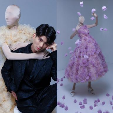 """NTK Nguyễn Minh Công """"lưu giữ ký ức"""" với dự án sách ảnh thời trang ôn lại chặng đường 5 năm làm nghề"""