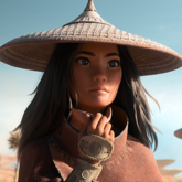 """""""Raya và rồng thần cuối cùng"""": Nàng công chúa Đông Nam Á đầu tiên trên màn ảnh Disney"""