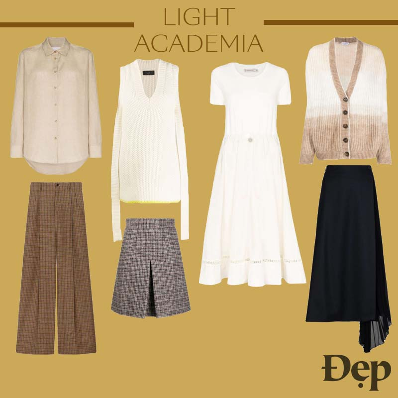 phoi do light academia - 4