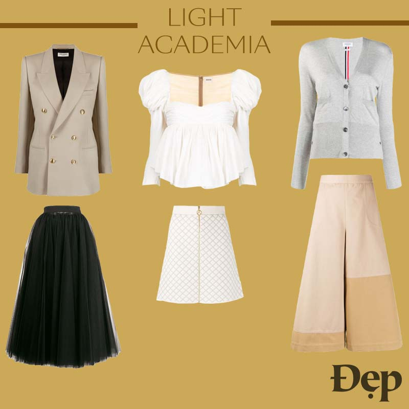 phoi do light academia - 5