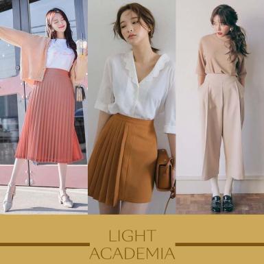 Thanh lịch như những quý cô thế kỷ 19 cùng phong cách Light Academia thời thượng