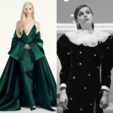 """Thảm đỏ Quả Cầu Vàng 2021 – """"Sàn diễn"""" của các thiết kế Haute Couture và muôn kiểu sắc màu tươi mới"""