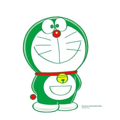 """Mèo máy Doraemon """"xanh lá"""" trở thành Đại sứ toàn cầu về Phát triển bền vững"""