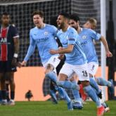 Manchester City ngược dòng đánh bại Paris Saint-Germain