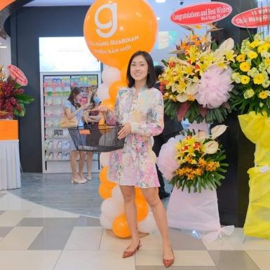 Guardian khai trương cửa hàng phiên bản mới tại TTTM SC Vivo City