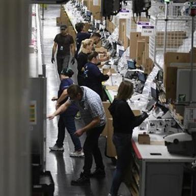 Amazon thưởng thêm tiền cho nhân viên tiêm vaccine ngừa COVID-19