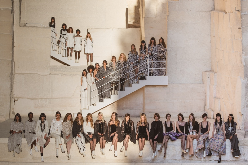 bst chanel cruise 2022 - 23