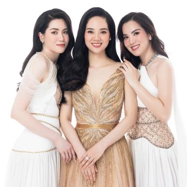 Top 3 Hoa hậu Việt Nam 2002 hội ngộ, khoe vẻ đẹp bất chấp thời gian