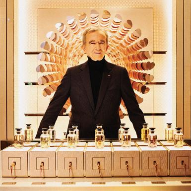Hoàng tộc thời trang Arnault danh giá khiến mọi người ngưỡng mộ