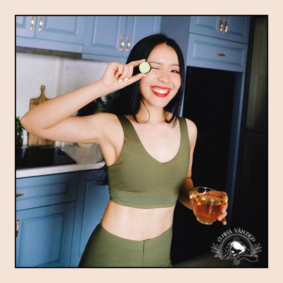 #onhavanXINH: Làm đẹp ngày giãn cách cùng beauty blogger An Phương