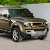 Land Rover Defender 90: Mạnh mẽ, bền bĩ, thách thức mọi giới hạn