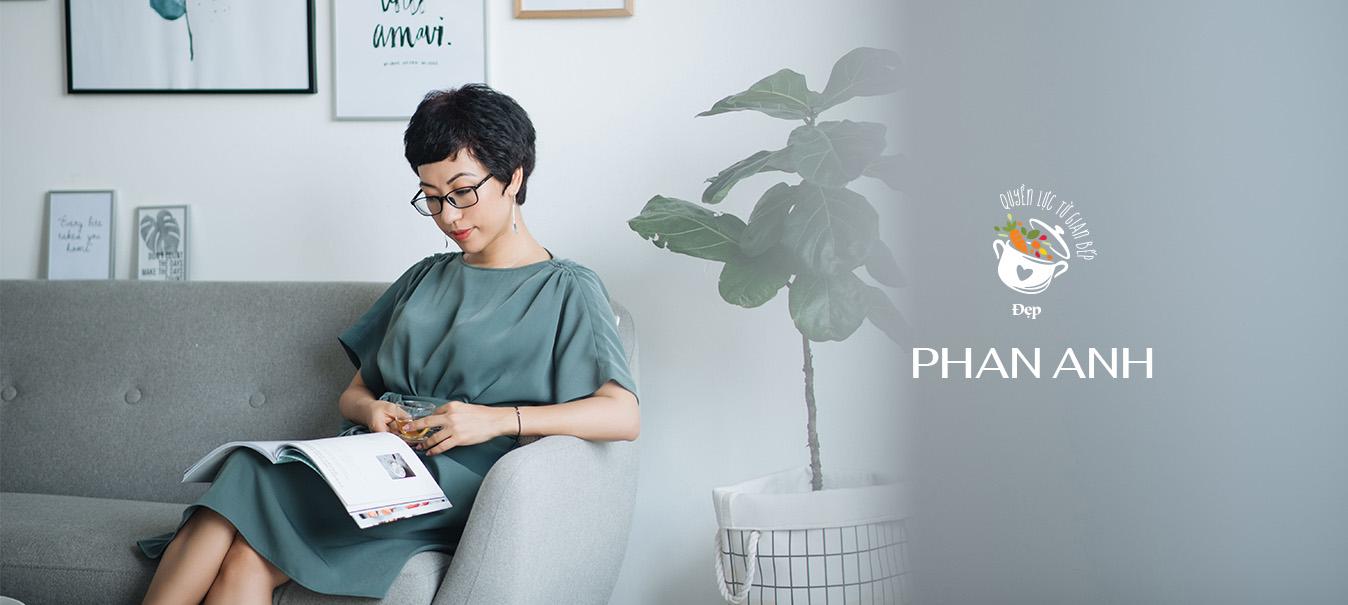 Phan Anh Esheep: Bếp là nơi tôi toả sáng