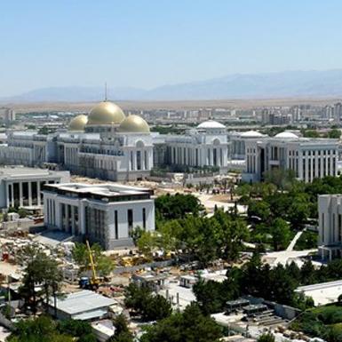 Thủ đô của Turkmenistan trở thành thành phố đắt đỏ nhất thế giới