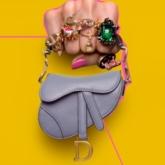"""Không thể bỏ lỡ những chiếc túi """"nhỏ mà có võ"""" của Dior sắp ra mắt"""