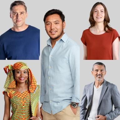 Rolex công bố 5 Laureates mới tại Giải thưởng Rolex Awards for Enterprise 2021