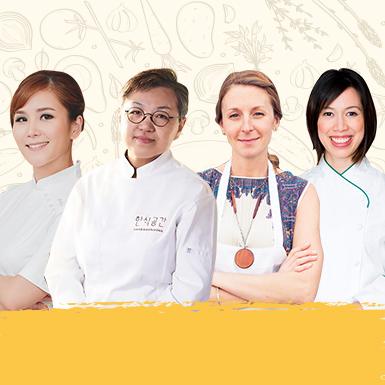 Top 8 nữ đầu bếp quyền lực nhất thế giới