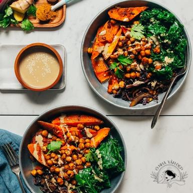 #onhavanKHOE: Tăng cường sức đề kháng với 8 món ăn healthy dễ làm này