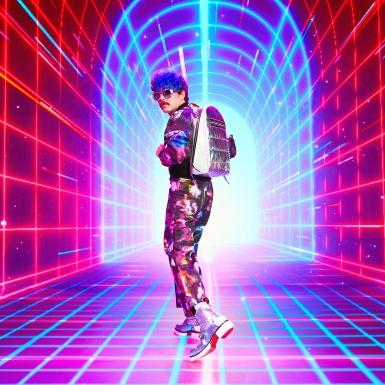 Khám phá thế giới tương lai LoubiFuture của Christian Louboutin trong BST mới