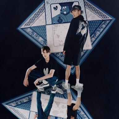 Tinh thần lạc quan trong những thiết kế tinh nghịch, trẻ trung và năng động của Dior Men