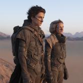 """""""Chàng thơ"""" Timothée Chalamet """"lột xác"""" trong bom tấn """"Dune"""" của Warner Bros."""