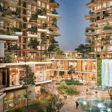 Tập đoàn thiết kế kiến trúc hàng đầu Trung Đông mang triết lý bền vững vào dự án đại đô thị xanh tại Hà Nội