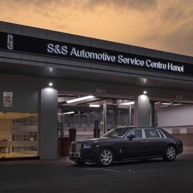 Những đặc quyền chỉ có tại garage bảo hành – bảo dưỡng xe siêu sang ở Việt Nam