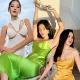 Ngắm trang phục đời thường của sao Việt trong những ngày giãn cách