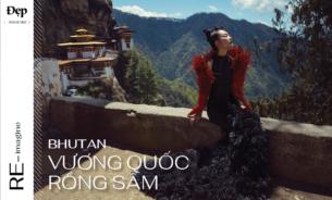 Bhutan – Vương quốc rồng sấm