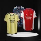 BST áo đấu mới của 5 CLB hàng đầu thế giới  trong mùa giải 2021/2022