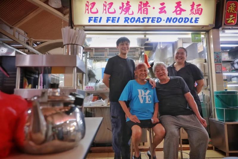 an phan van hoa hawker du lich singapore - 2