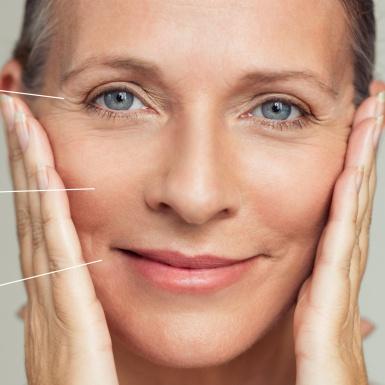 Tuổi 40+ và những băn khoăn về làn da lão hóa