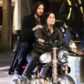 """Huyền thoại """"Ma trận"""" đánh dấu sự trở lại của cặp đôi Keanu Reeves – Carrie Anne Moss"""