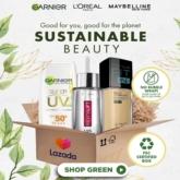 """L'Oréal và Lazada: Làm đẹp bền vững với những """"bưu kiện xanh"""""""