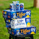 Tiger Beer tăng thêm cơ hội trúng bóng vàng 1 tỷ đồng cho khách hàng