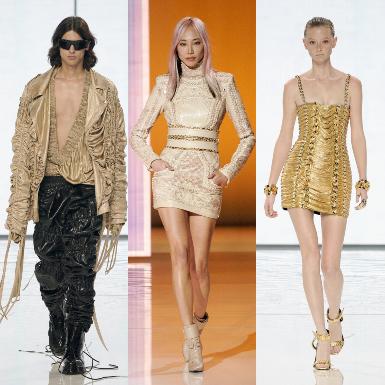 BST Balmain Xuân Hè 2022: Hành trình 1 thập kỷ xây dựng đế chế thời trang rực rỡ của Olivier Rousteing