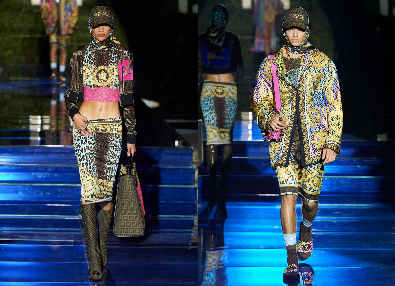 bst fendi x versace milan fashion week - 15