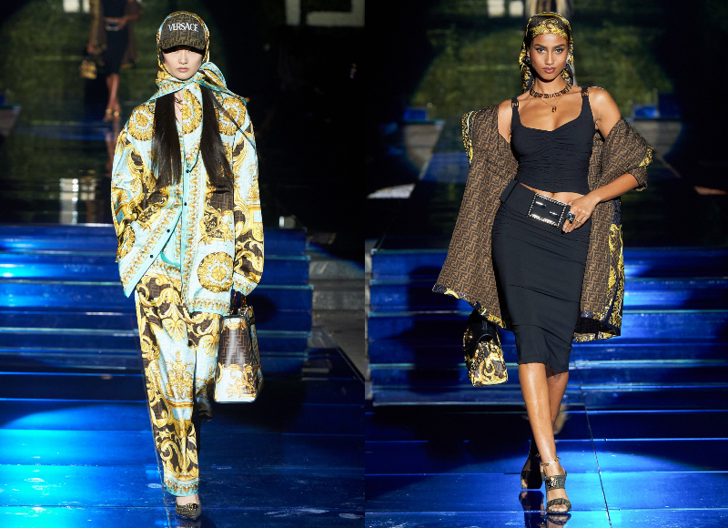 bst fendi x versace milan fashion week - 19