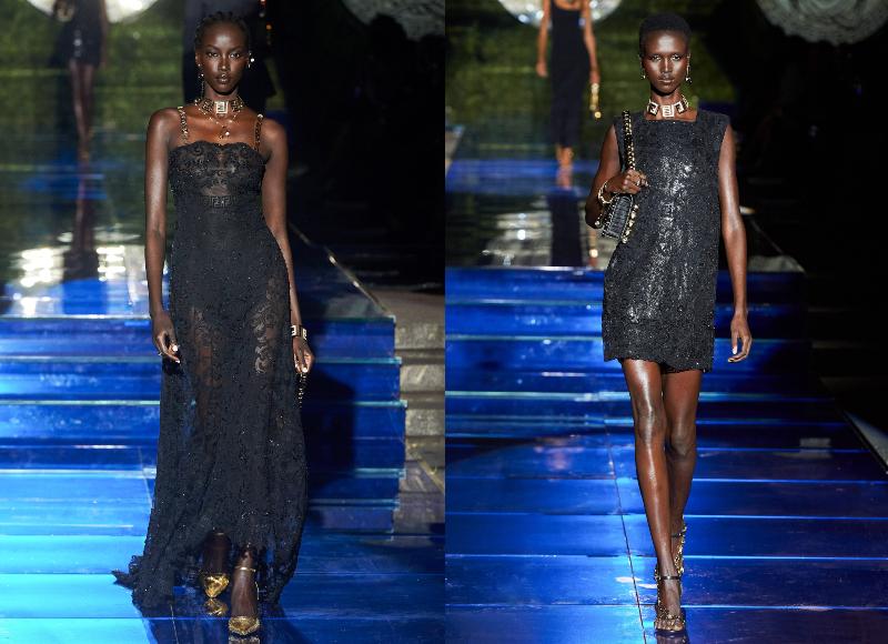 bst fendi x versace milan fashion week - 2